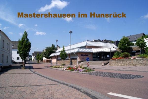 Ferien- und Wanderdorf Mastershausen im Hunsrück -Bürgerhalle